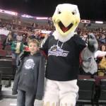 Mascot Sullivan C. Goal